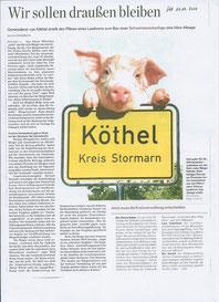 Hamburger Abendblatt 01.07.10