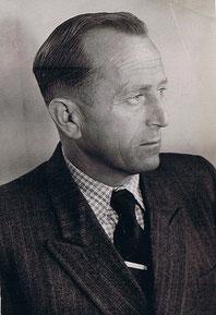 Adolf Faltin, ca. 1950