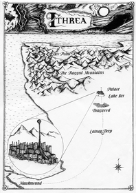 The original map of Ithrea