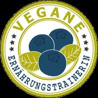 zertifizierte und geprüfte Vegane Ernährungstrainerin, Universität, staatlich anerkannt,