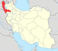 Provinz West-Aserbaidschan
