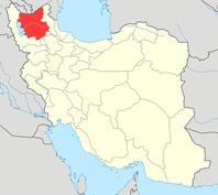 Provinz Ost-Aserbaidschan