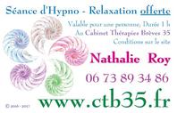 Séance d'Hypno-Relaxation offerte_ctb35.fr_Nathalie Roy