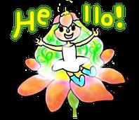 Garden Coco 妖精のいちにち