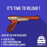 Recalbox LightGun C002