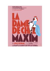 Affiche de La dame de chez Maxim
