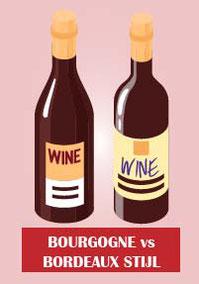 Hoe wordt rode wijn gemaakt botteling