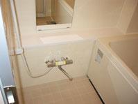 サーモスタッド式浴室混合シャワー水栓