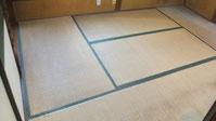 畳からフローリングヘの貼り替え工事