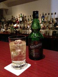 藤沢 ザ・バー プレオ ウィスキー Black Bottle ブラックボトル