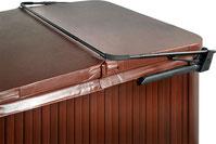 Whirlpool Coverlift, Covermate, Abdeckungslift für Whirlpool, Cover Care, Abdeckplane