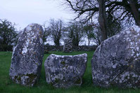""" The Magic of Ireland "" Glebe Stones"