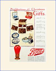 Botts of Nottingham, vintage