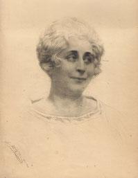 Munia Bilis sa belle soeur 1922