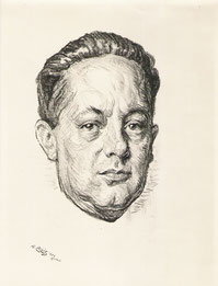 Goffredo Petrassi  compositeur 1956