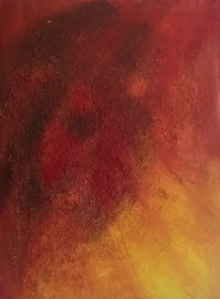 Candentis 2  (50 x 70 cm) zu verkaufen