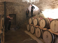 Barrel cellar / Pfalz  (c) BottleStops
