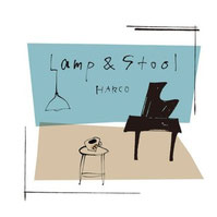 HARCO Lamp&Stool