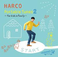 HARCO Portable Tunes2