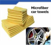 Microfasertücher in Top-Qualität kaufen und gleich mit Firmen Logo oder Schriftzug besticken lassen