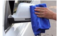Fahrzeugreinigungstücher. Tücher für Fahrzeug reinigen