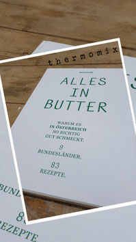Alles in Butter Kochbuch Thermomix