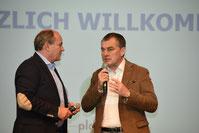 Wolfram Kons und Toni Mörwald Kitzbühel