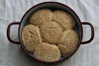 Weizen-Dinkelbrötchen