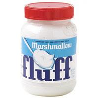 Crema de Nubes de Vainilla (Fluff) Sin Gluten