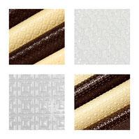 Texturizadores para chocolate o fondant