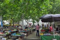 Split markt market Kroatien