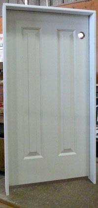 Custom size prehung Door