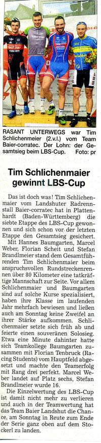 Quelle: Landshuter Zeitung 21.07.2015
