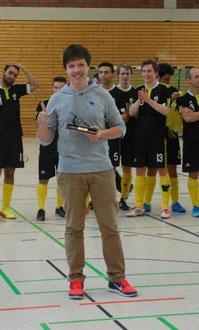 """Bester Knipser"": Philipp van Kronenberg"
