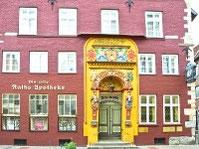 Alte Raths-Apotheke Lüneburg