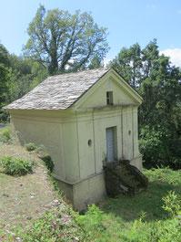 Mazzola chapelle privée Natali (cl. MH)