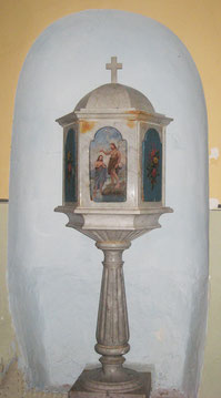 Campitello - Fonts baptismaux