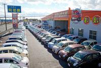 石巻最大級の軽自動車天国!       オールメーカー揃ってます!!200台展示