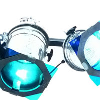 Halogenscheinwerfer mieten