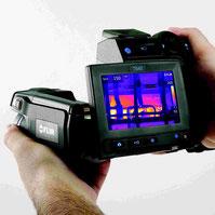 Wärmebildkamera von Flir zur Thermografie in der Industrie