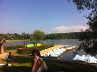Les lacs de Laives