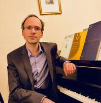 Christophe Sirodeau - Klavierpianist