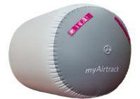 """Der Air Barrel der Marke """"my Airtrack"""""""