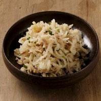 切り干し大根のきざみスープ
