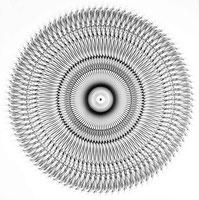Hein Gravenhorst Lichtreflex - Rotation