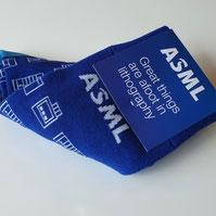 Casual sokken ASML met logo
