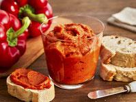 Geschmortes Gemüse aus dem Ofen