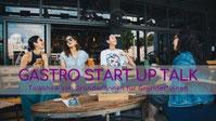 Gastro Start Up Talk; Talkshow von Gründer*Innen für Gründer*Innen in der Gastronomie; Service Experts; Edith Roebers; Cafe Vollaths