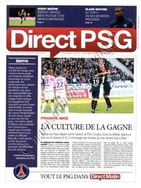 2011-09-21  PSG-Nice (7ème L1, Direct PSG N°19)