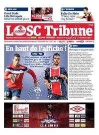 2012-04-29  Lille-PSG (34ème L1, Losc Tribune N°150)